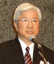 増田文治JBCM理事長