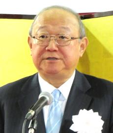 田中一穂総裁