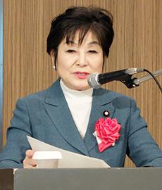 山東昭子参議院議員