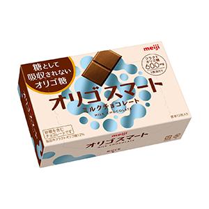 「オリゴスマートミルクチョコレート」