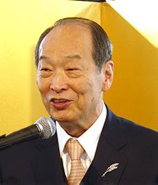 西川隆雄氏