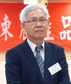 蔡敬虔理事長