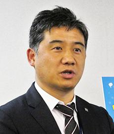 小林一志飲料事業部副部長