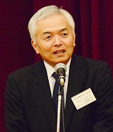 上野誠一郎関西物産会会長(上野砂糖社長)
