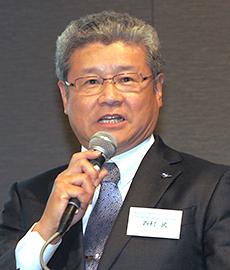 西村武日本アクセス副社長