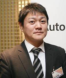 金子裕輔係長