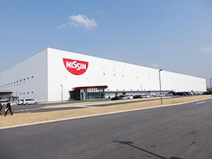 関西工場の外観