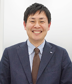 フローズン食品MD部アイスクリーム課 佐藤健吾氏