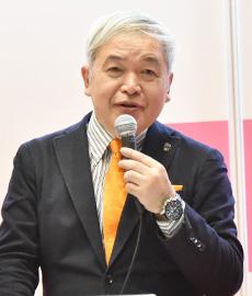 中村好明日本インバウンド連合会理事長