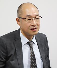 橋本慎司工場長