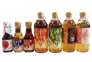 右からハラール認証4品と東京都地域特産品認証食品3品