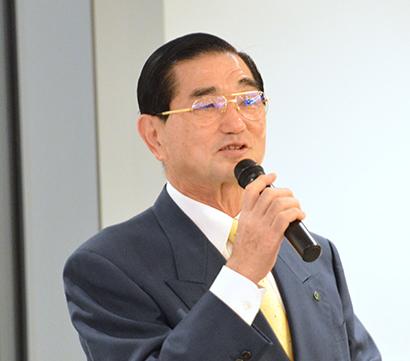 江夏拓三専務