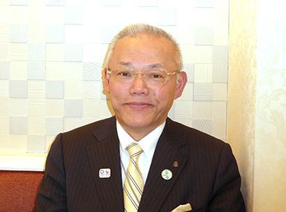 全日本洋菓子工業会理事長コロンバン社長 小澤俊文氏