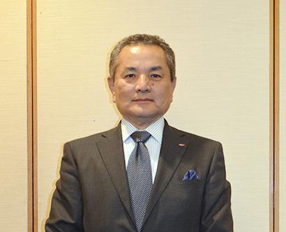 安田勝彦社長