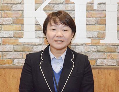 商品本部生鮮部惣菜チーフバイヤー 田辺聡子氏