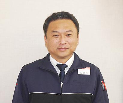 第二商品部惣菜・ベイク担当マネージャー 野町孝一氏