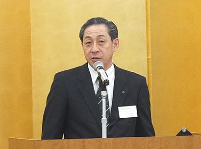 古川裕志会長