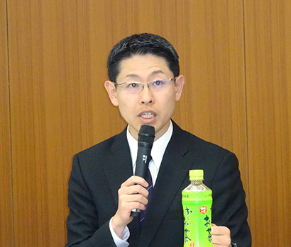 青木俊道社長